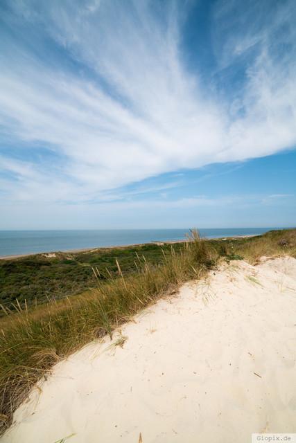 Sanddünen bei Nieuw Haamstede | Sanddünen bei Nieuw Haamstede