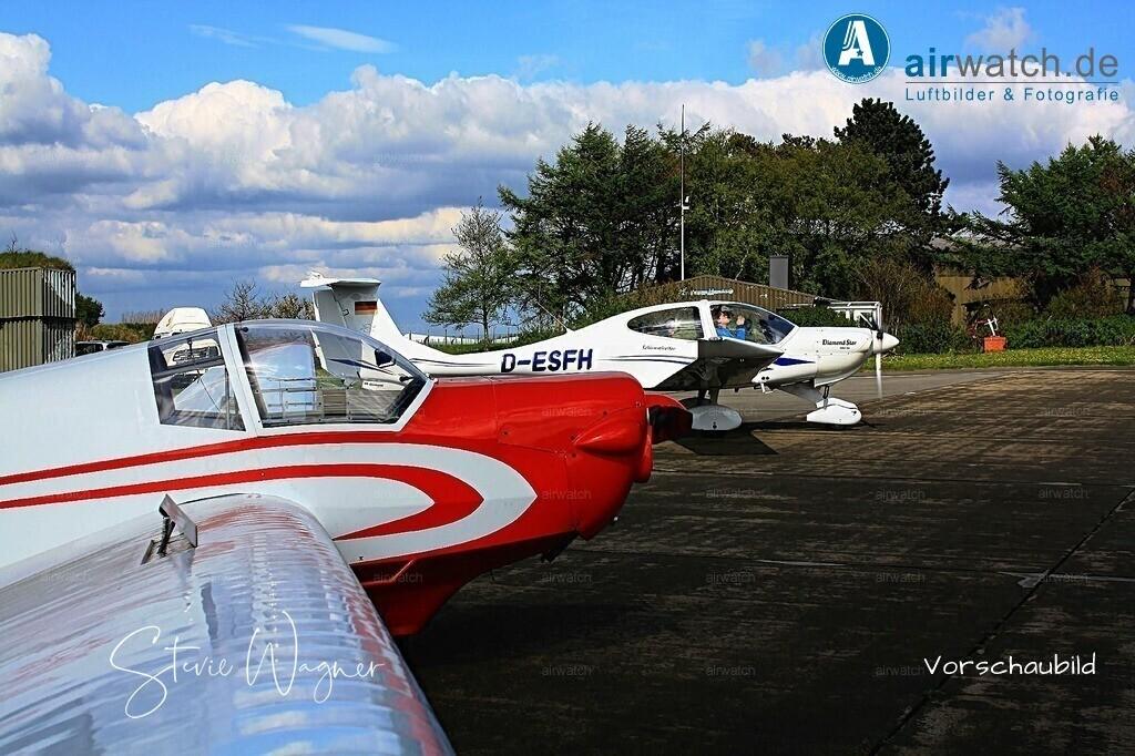 Flughafen Husum, SF25, SFG Husum, D-KBIA | Flughafen Husum, SF25, SFG Husum• max. 4272 x 2848 pix