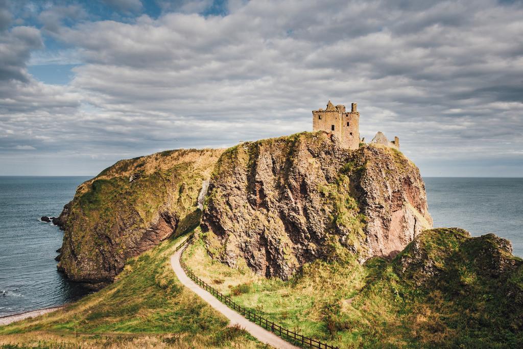 Highlands, Schottland | Dunnottar Castle (Dùn Fhoithear), Aberdeenshire, Stonehaven, Lowlands, Schottland