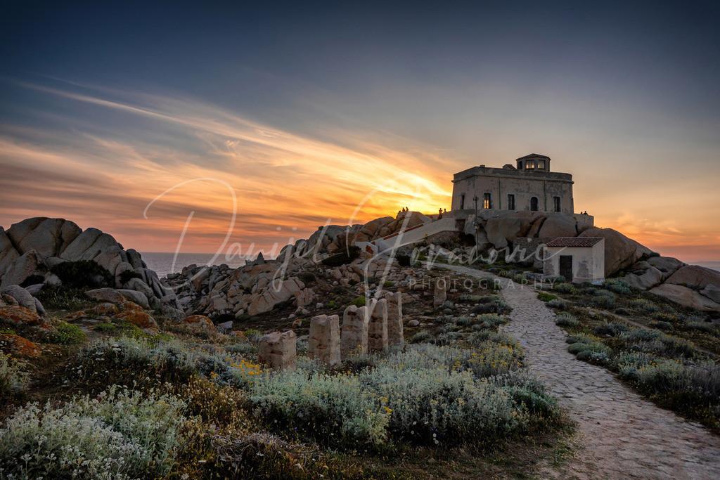 Faro Capo Testa | Der Leuchtturm von Capo Testa, Sardinien