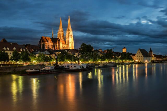 Regensburg Nightscape