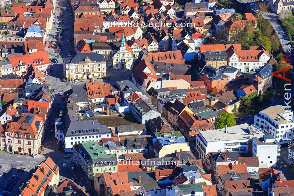 kulmbach-2016-3208 | Luftbild von  Kulmbach - Luftaufnahme wurde 2016 von https://frankenair.de mittels Flugzeug (keine Drohne) erstellt - die Geschenkidee