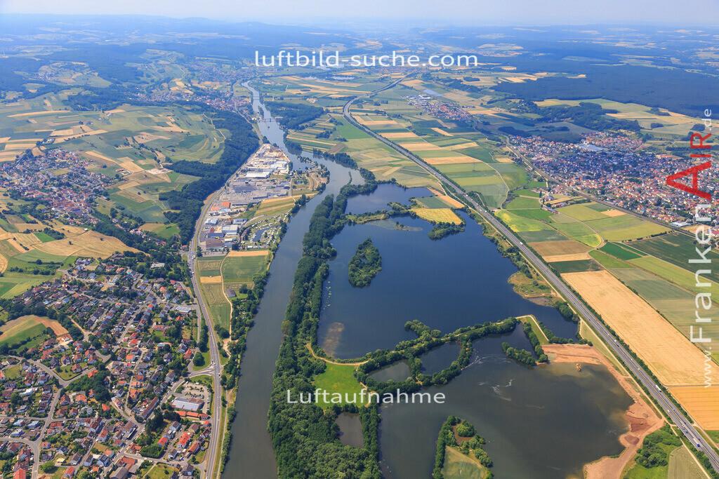 luftbild-bischberg-17-983 | Luftbild von  Bischberg - Luftaufnahme wurde 2017 von https://frankenair.de mittels Flugzeug (keine Drohne) erstellt - die Geschenkidee