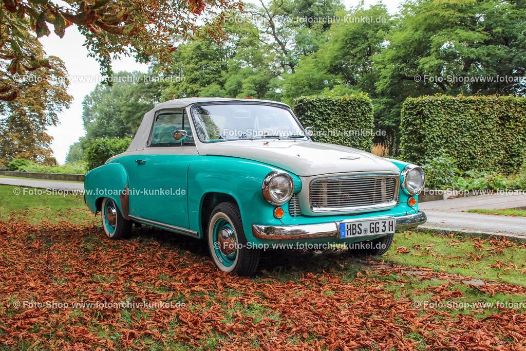 Wartburg 312-300 HT Hardtop-Roadster 2+2 (Wartburg HT 1000), 1965-1967 | Wartburg 312-300 HT Hardtop-Roadster 2+2 (Wartburg HT 1000), Hardtop-Cabrio 2 Türen, Farbe: Mint/Weiss, Dreizylinder-Zweitaktmotor mit Umkehrspülung, Hubraum 992 cm³, Leistung 45 PS, Bauzeit der Serie: 1965-67, VEB IFA-Automobilwerk Eisenach, DDR, Karosseriewerk Dresden KWD (ehemals Gläser)