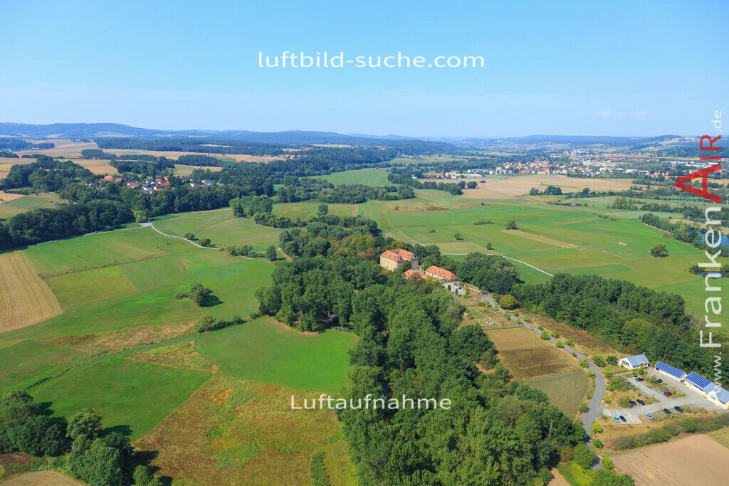 kulmbach-2015-2789 | Luftbild von  Kulmbach - Luftaufnahme wurde 2015 von https://frankenair.de mittels Flugzeug (keine Drohne) erstellt - die Geschenkidee