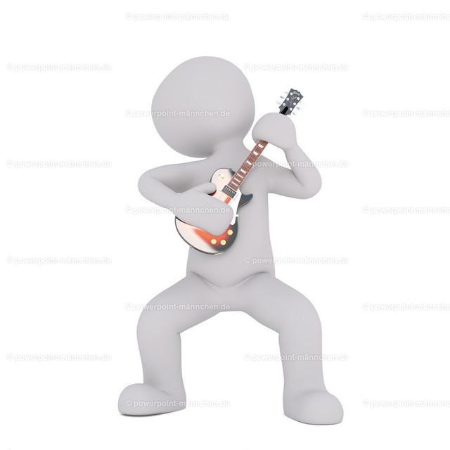 playing e-guitar   Quelle: https://3dman.eu   Jetzt 250 Bilder kostenlos sichern