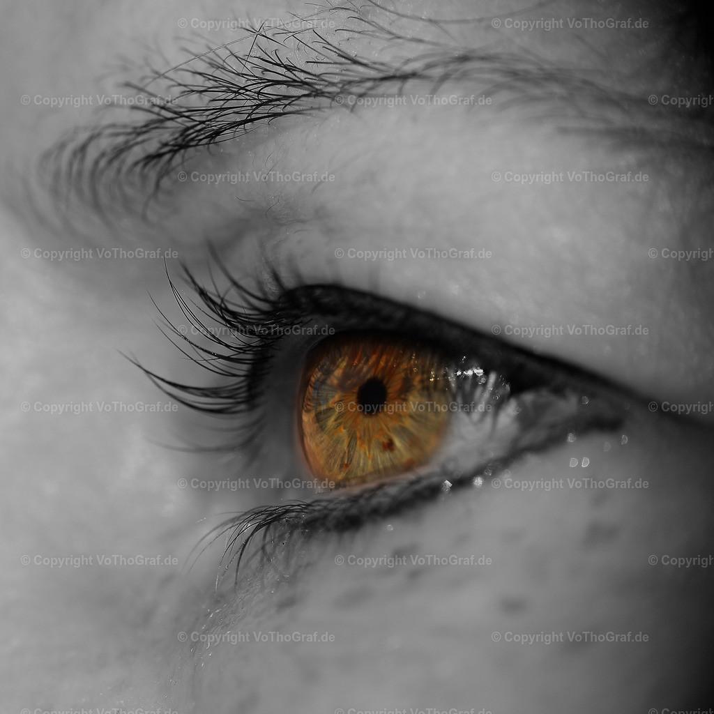 2013-10-03 - 7301 | Colorkey, Auge einer Frau