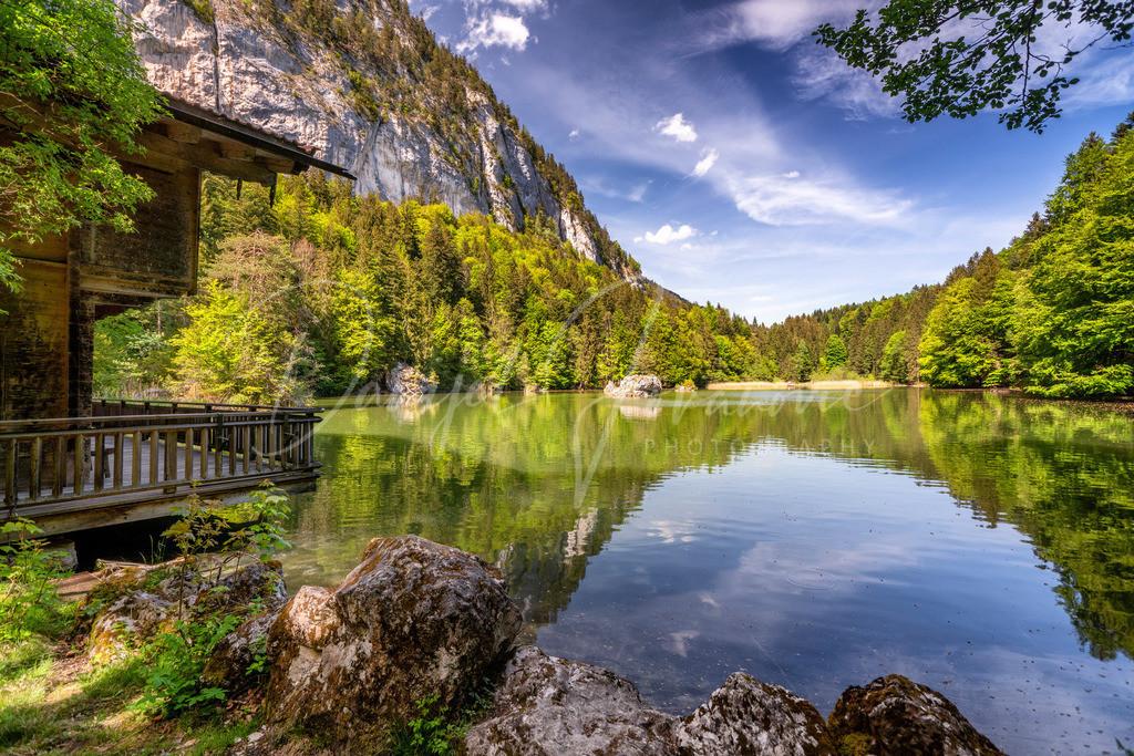 Berglsteinersee | Frühling am Berglsteinersee
