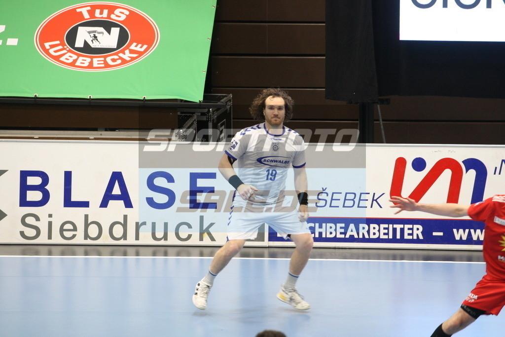 TUS N. Lübbecke - VFL Gummersbach   Timm Schneider - © by K-Media-Sports / Sportfoto-Sale.de