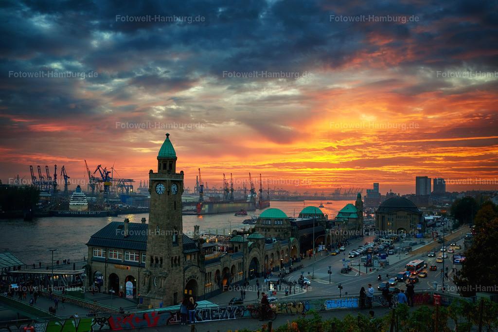 12018088 - Hamburg Sunset