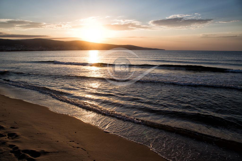Bulgarien_ Sunny Beach-Sonnenuntergang 02