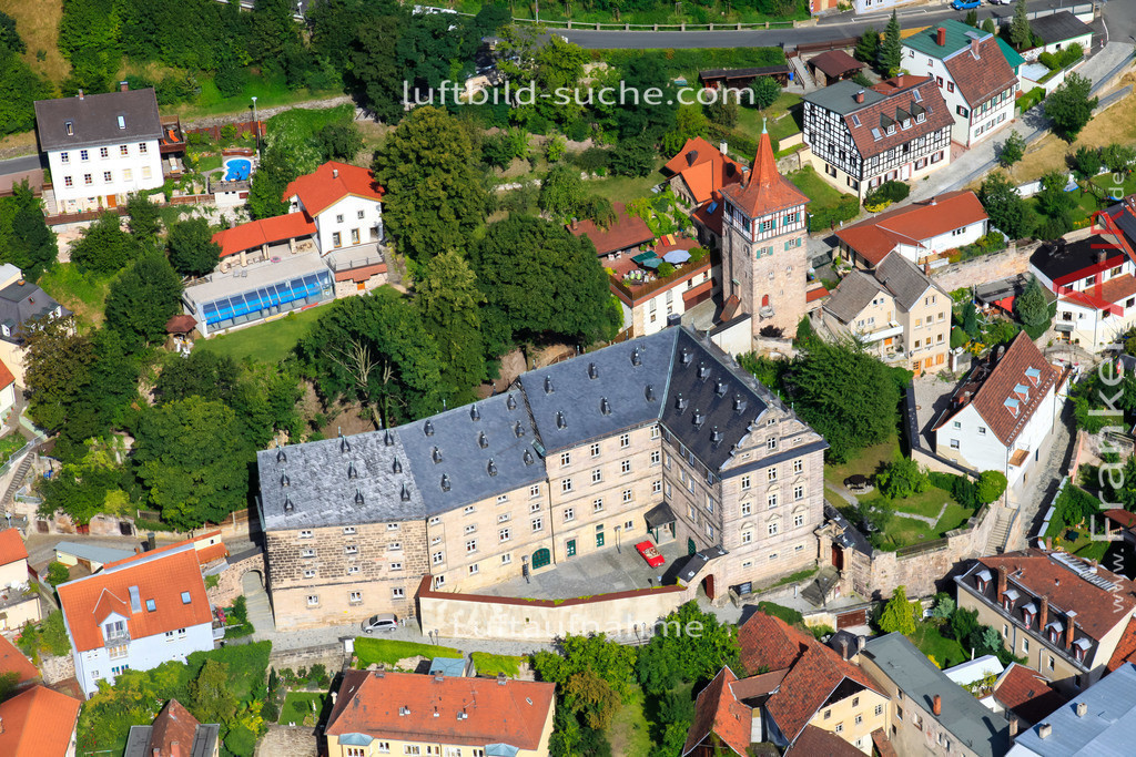 luftaufnahme-kulmbach-2009-1464 | Luftbild von  Kulmbach - Luftaufnahme wurde 2009 von https://frankenair.de mittels Flugzeug (keine Drohne) erstellt - die Geschenkidee