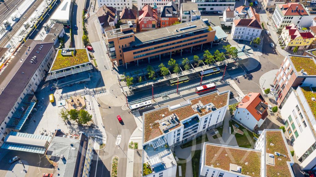 Aalen | Cityquartier | ZOB