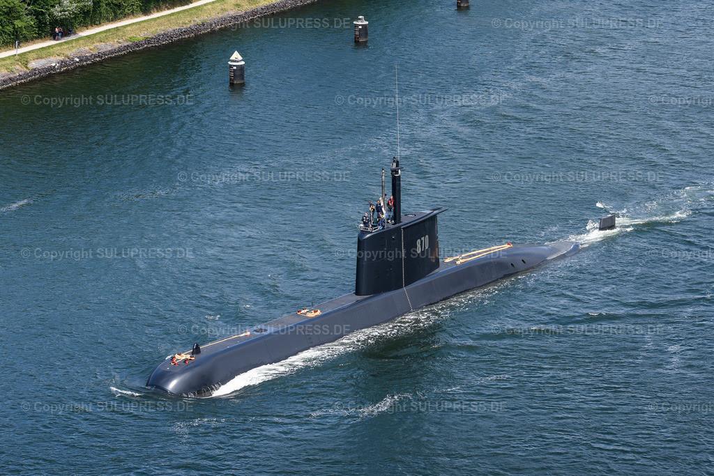 Ägyptisches U-Boot Typ 209/1400mod S 44   Ägyptisches U-Boot