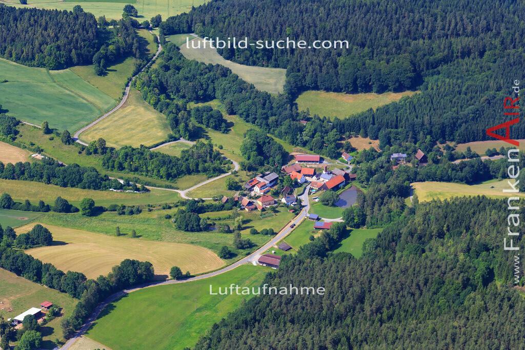 unterdornlach-kulmbach-17-1375 | Luftbild von Unterdornlach Kulmbach - Luftaufnahme wurde 2017 von https://frankenair.de mittels Flugzeug (keine Drohne) erstellt - die Geschenkidee