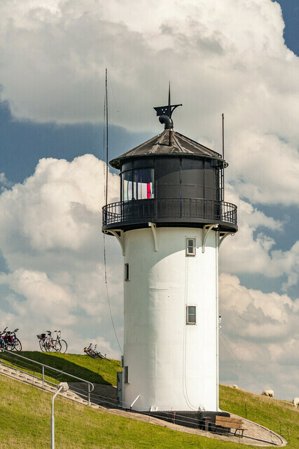 Leuchtturm Dicke Bertha | max. Größe bei 200dpi = 50x35cm