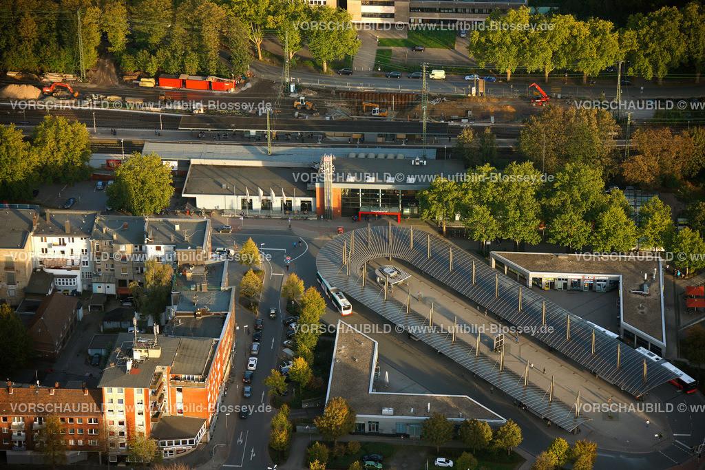 RE11101643 | Busbahnhof am Hauptbahnhof Recklinghausen,  Recklinghausen, Ruhrgebiet, Nordrhein-Westfalen, Deutschland, Europa