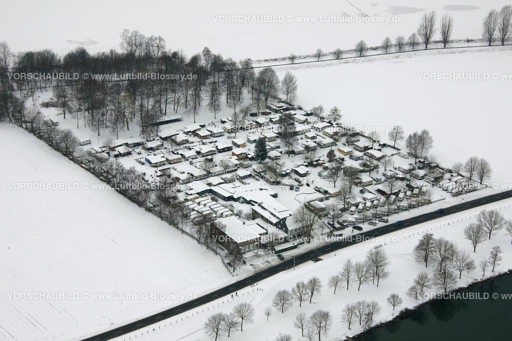 KT10011197 | Schnee,  Ickten, Mülheim an der Ruhr, Ruhrgebiet, Nordrhein-Westfalen, Deutschland, Europa, Foto: Luftbild Hans Blossey, Copyright: hans@blossey.eu, 06.01.2010, E 006° 54' 06.54