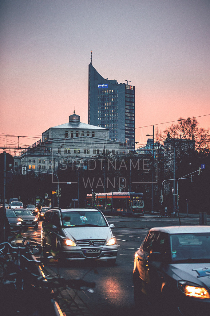 Leipzig Morgen