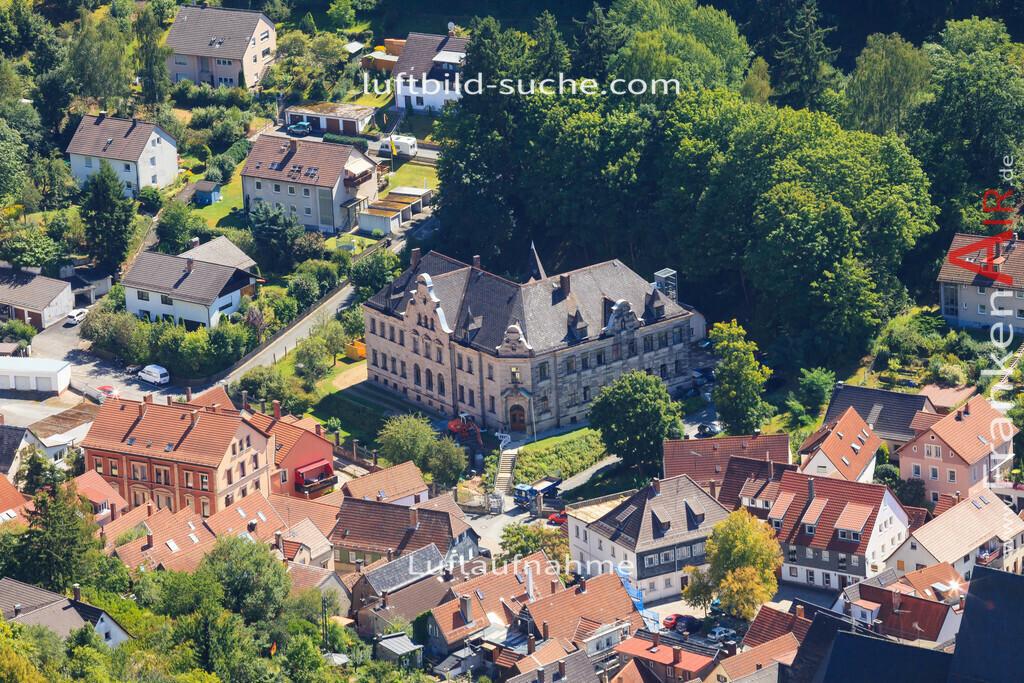 luftbild-kulmbach-2012-2225 | Luftbild von  Kulmbach - Luftaufnahme wurde 2012 von https://frankenair.de mittels Flugzeug (keine Drohne) erstellt - die Geschenkidee