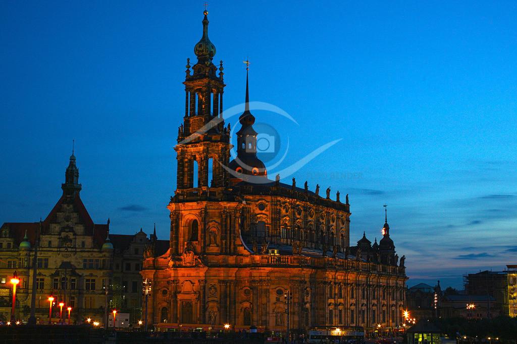 Dresden_ Hofkirche