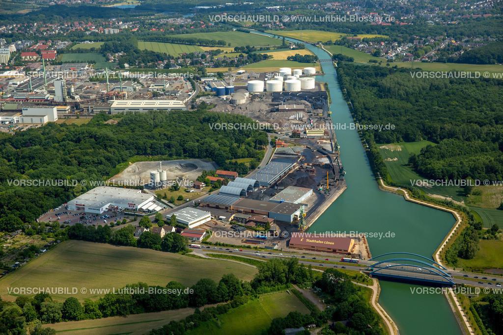 Luenen15064115 | Stadthafen Lünen am Datteln-Hamm-Kanal, Binnenschifffahrt, Lünen, Ruhrgebiet, Nordrhein-Westfalen, Deutschland