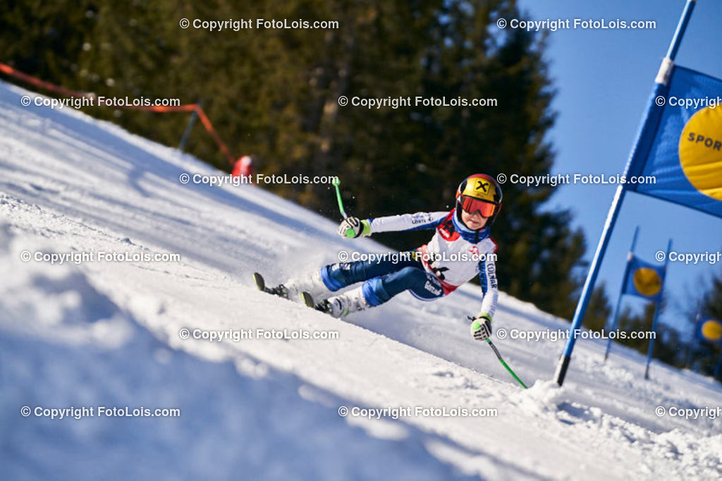 0144_KinderLM-RTL-I_Trattenbach_Bachler Luca   (C) FotoLois.com, Alois Spandl, NÖ Landesmeisterschaft KINDER in Trattenbach am Feistritzsattel Skilift Dissauer, Sa 15. Februar 2020.