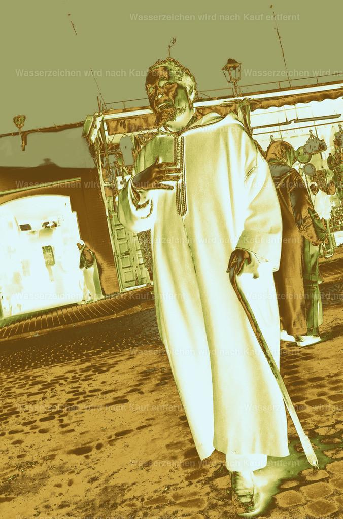 Prophet   Marokko, Marrakesch, Photokunst, Kunstwerk, wallpaper, art