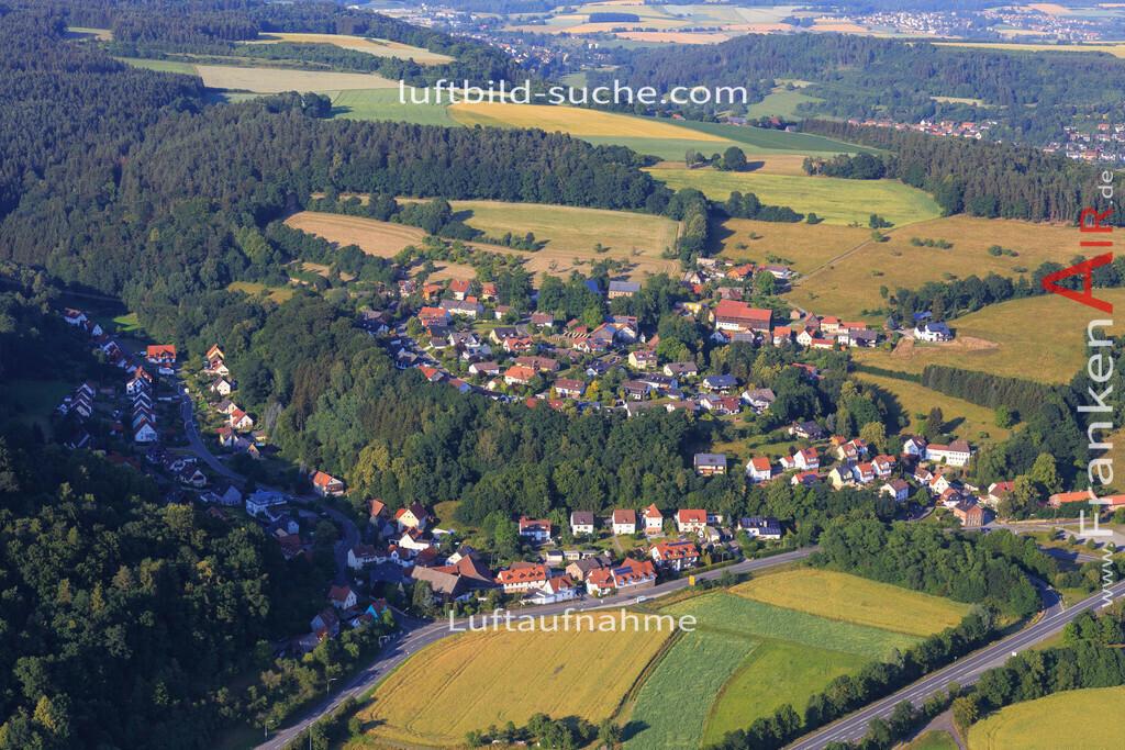 kulmbach-2015-1792 | Luftbild von  Kulmbach - Luftaufnahme wurde 2015 von https://frankenair.de mittels Flugzeug (keine Drohne) erstellt - die Geschenkidee