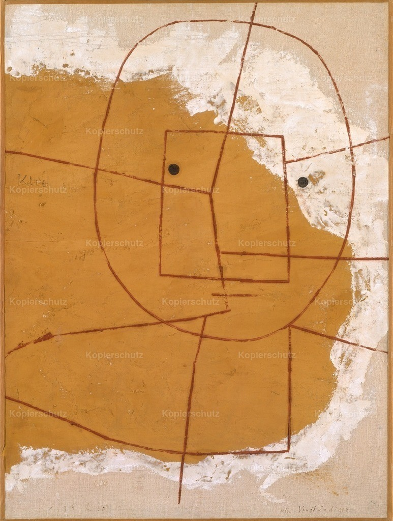 Klee_ Paul (1879-1940) - One who Understands 1934