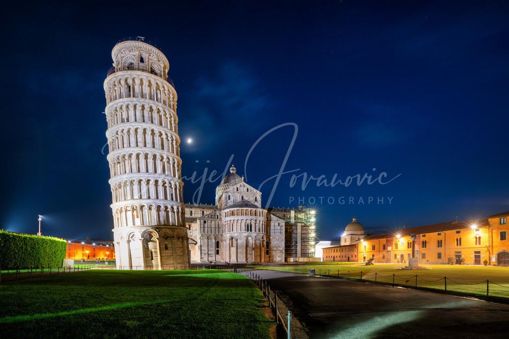 Pisa | Der schiefe Turm von Pisa