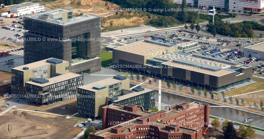 ES10098844 | ThyssenKrupp Hauptverwaltung Essen, Firmenzentrale,  Essen, Ruhrgebiet, Nordrhein-Westfalen, Germany, Europa