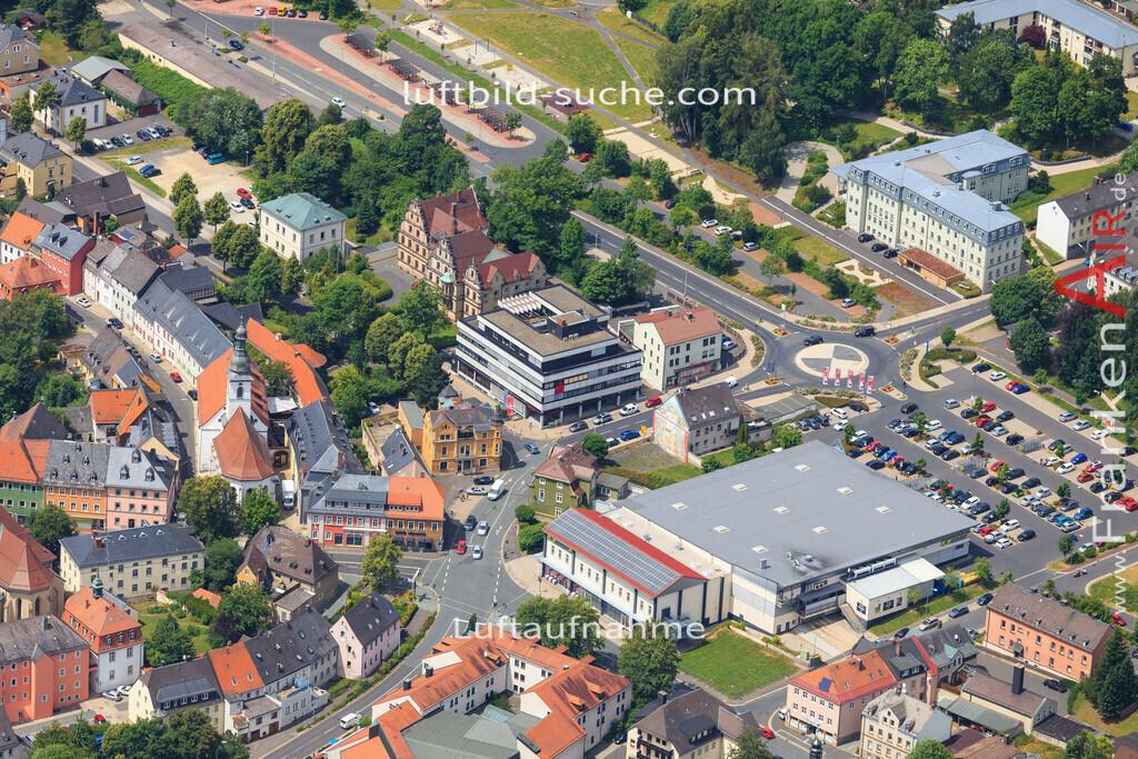 luftbild-wunsiedel-2016-7149 | Luftbild von  Wunsiedel - Luftaufnahme wurde 2016 von https://frankenair.de mittels Flugzeug (keine Drohne) erstellt - die Geschenkidee