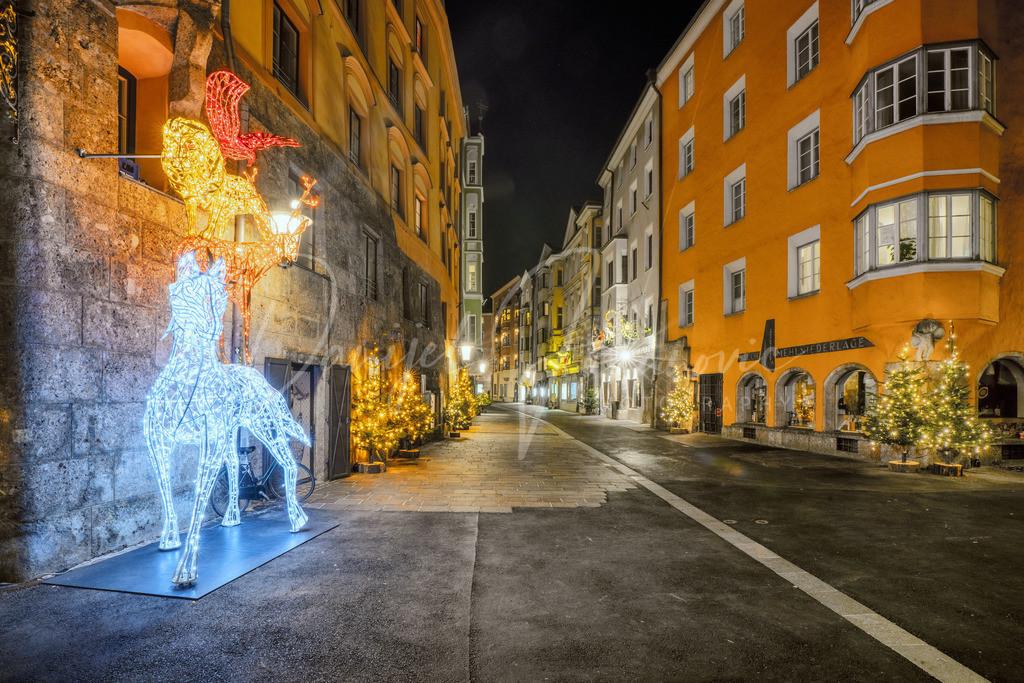 Vier-Viecher-Eck | Weihnachtszeit in Innsbruck