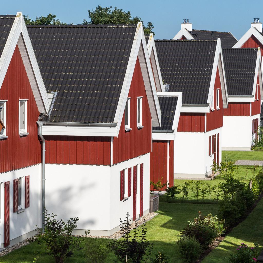 Häuser in Greetsiel