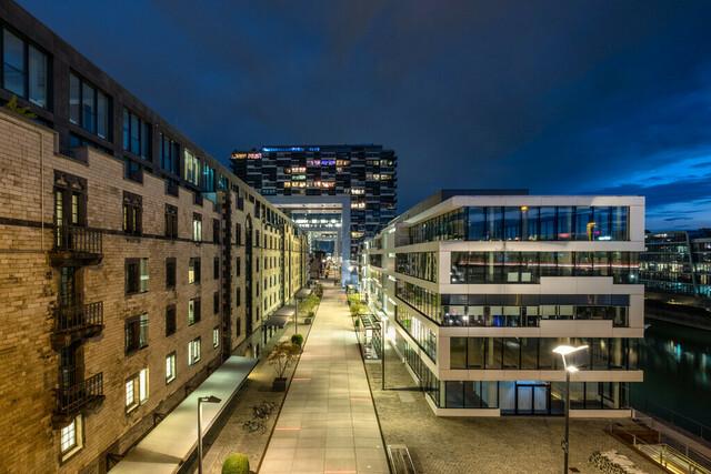 Cologne Nightscape 2