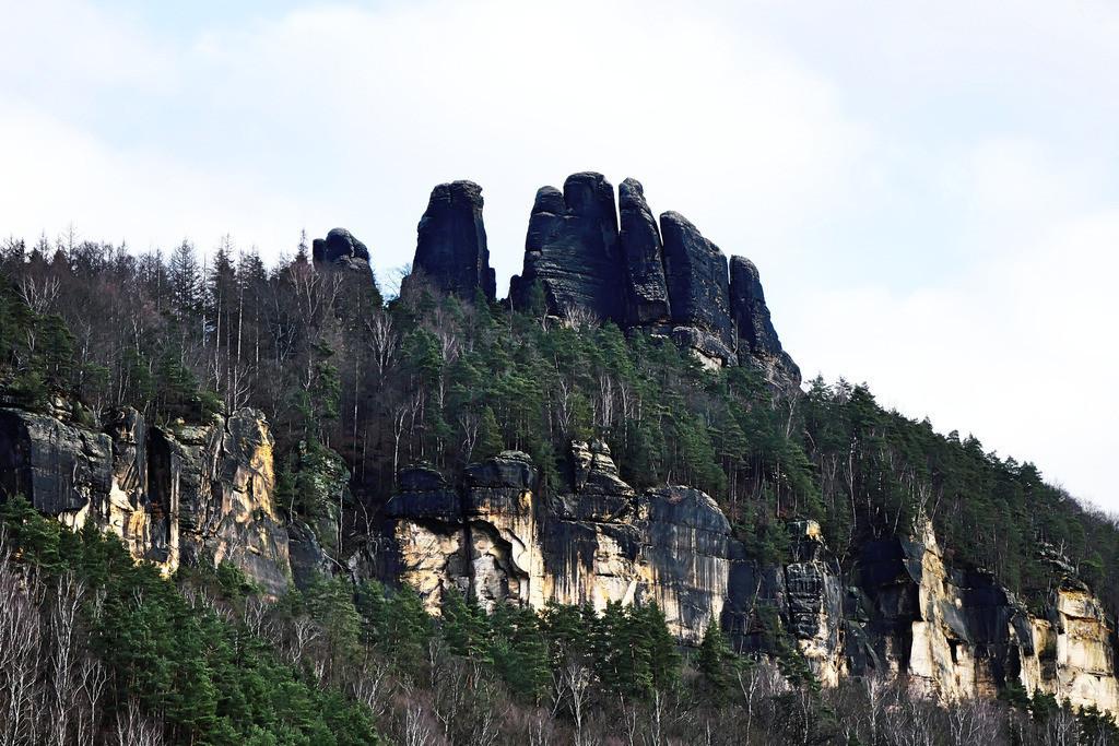 Elbsandsteingebirge V