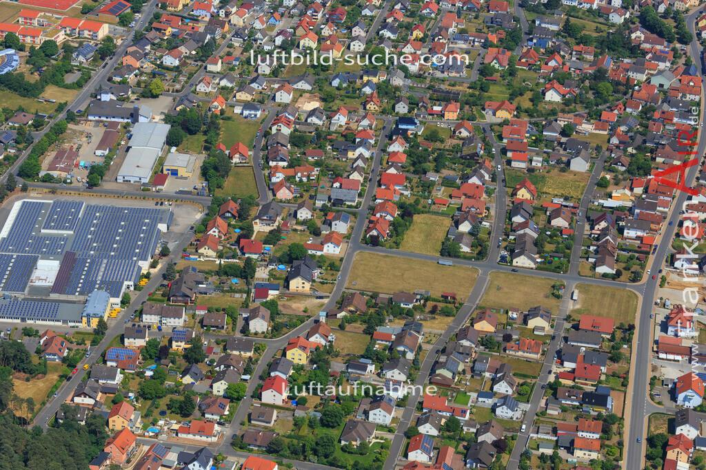 trosdorf-bischberg-2015-145 | Luftbild von Trosdorf Bischberg - Luftaufnahme wurde 2015 von https://frankenair.de mittels Flugzeug (keine Drohne) erstellt - die Geschenkidee