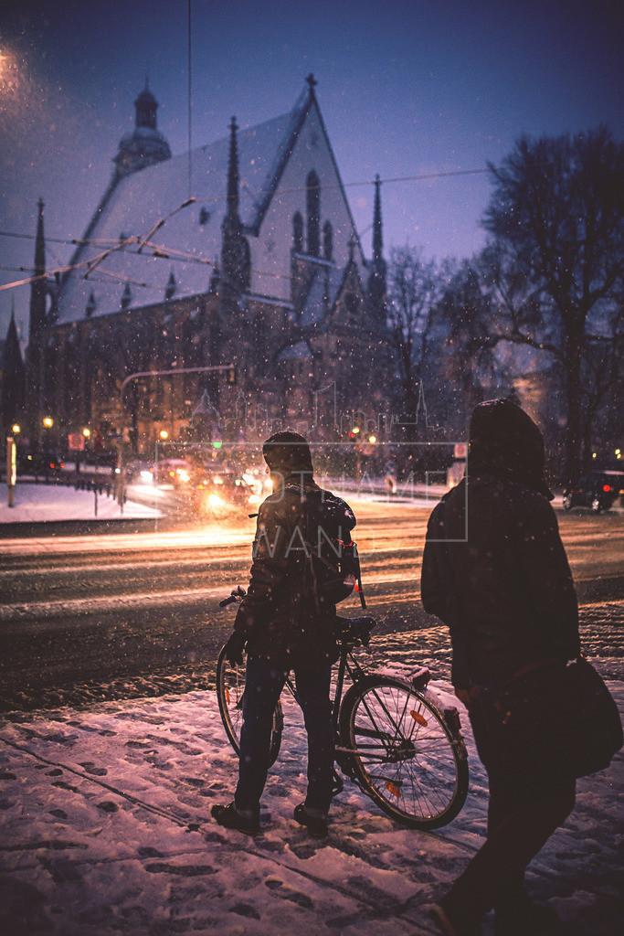 Winter Schnee Leipzig  (5)