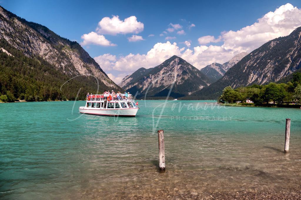 Heiterwanger See   Der glasklare Heiterwanger See im Außerfern