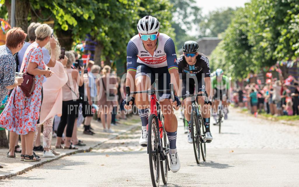 31st PostNord Danmark Rundt - Tour of Denmark 2021, Stage 03 Tonder - Vejle; Logumkloster, 12.08.2021 | 31st PostNord Danmark Rundt - Tour of Denmark 2021, Stage 03 Tonder - Vejle; Logumkloster, 12.08.2021, Mads PEDERSEN (Trek - Segafredo)