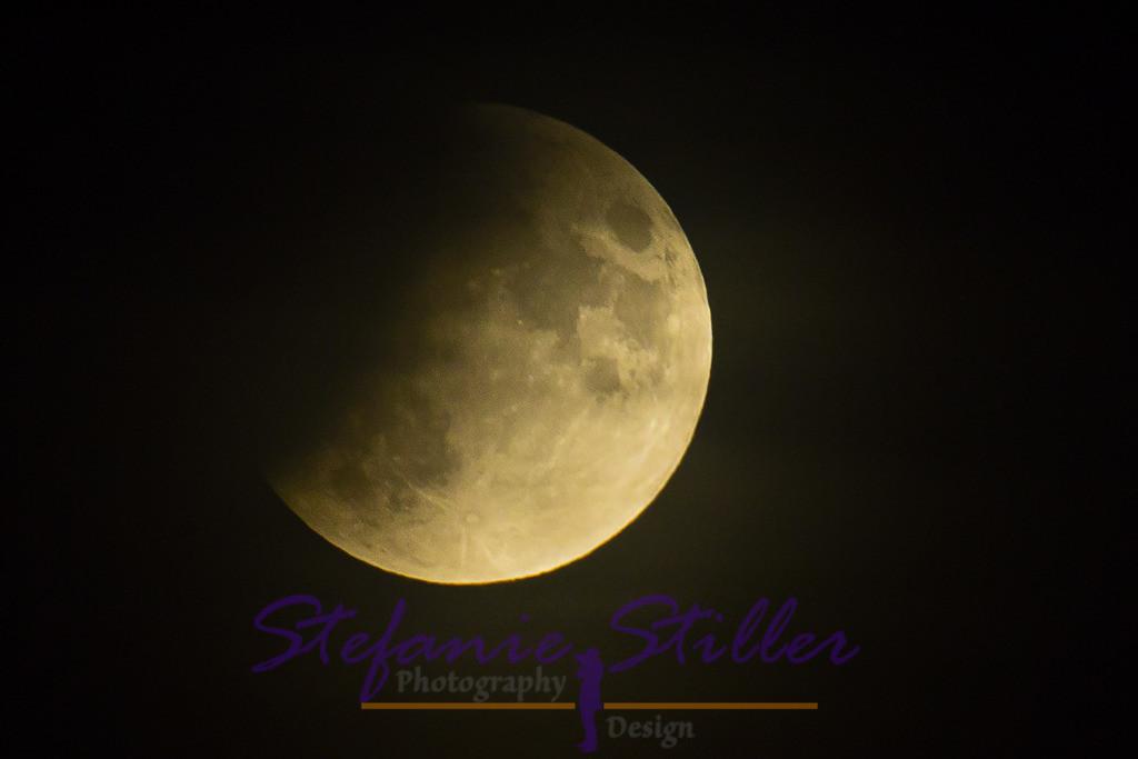 Mondfinsternis | partielle Mondfinsertnis