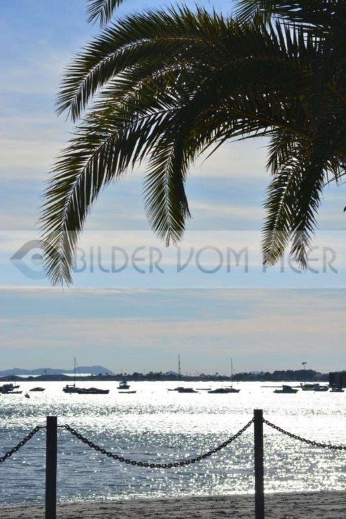 Strand Bilder vom Meer   Strand-Promenade von San Pedro del Pinatar
