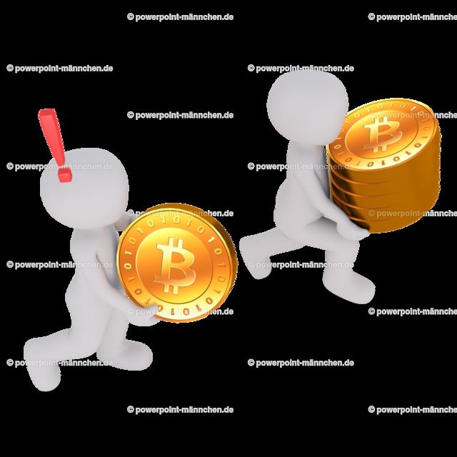 men running with bitcoin stacks | Quelle: https://3dman.eu   Jetzt 250 Bilder kostenlos sichern