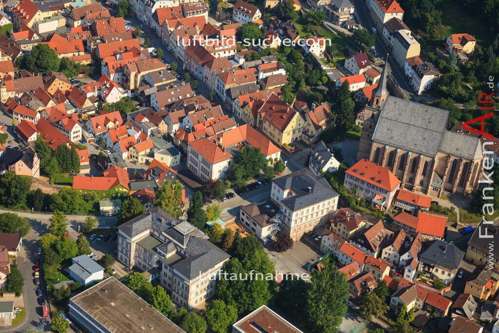 luftbild-kulmbach-2012-2144 | Luftbild von  Kulmbach - Luftaufnahme wurde 2012 von https://frankenair.de mittels Flugzeug (keine Drohne) erstellt - die Geschenkidee