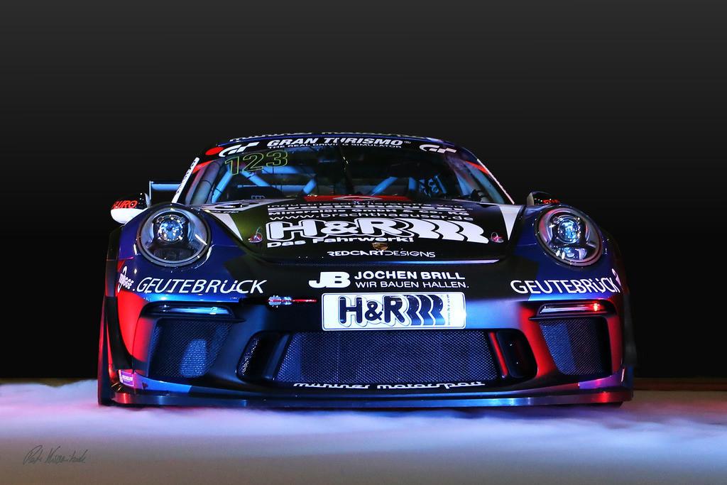 Porsche 911 991.2 GT3 Cup | Photo of a Porsche 911 991.2 GT3 Cup