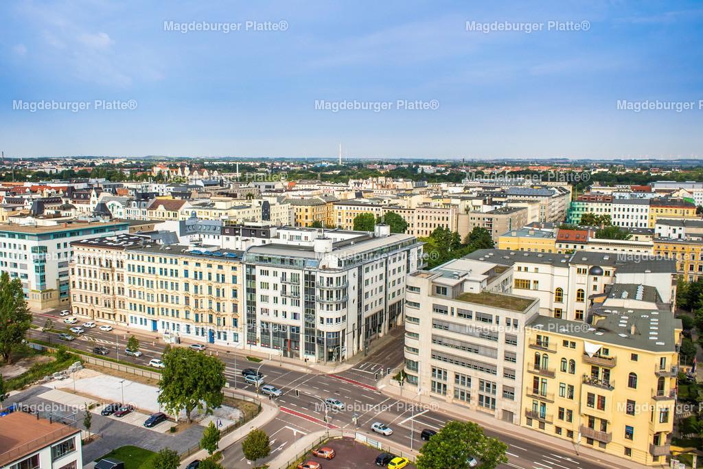 Luftbild Magdeburg Schleinufer Elbbahnhof-5217