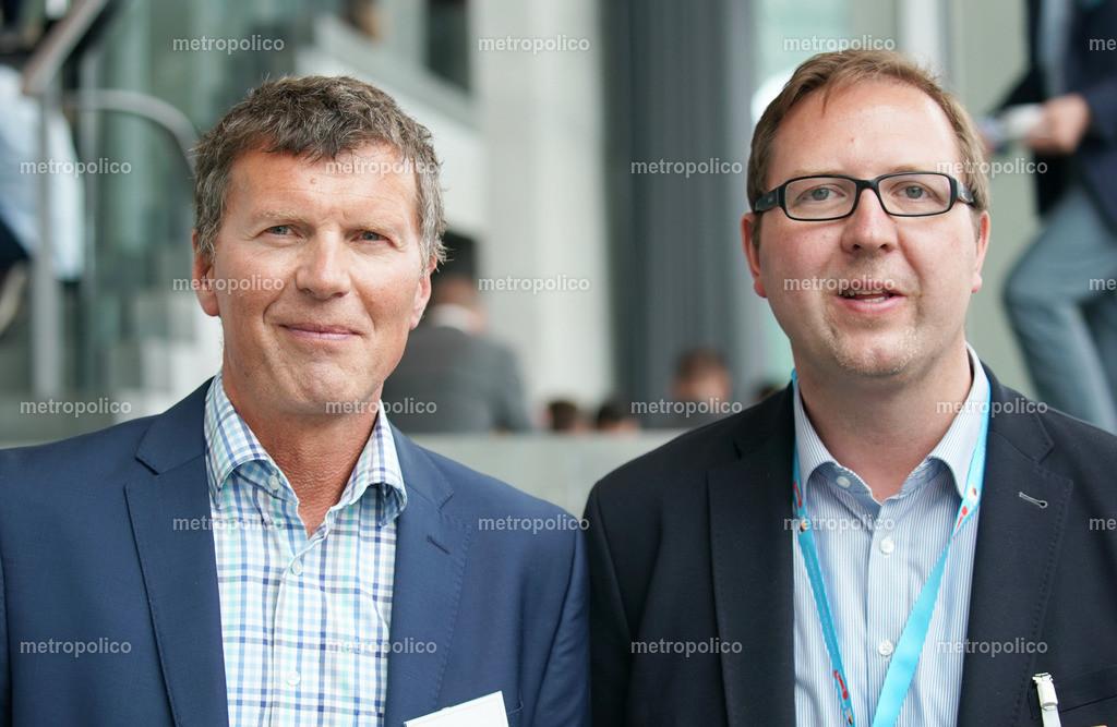 Stefan Herre und Markus Wiener