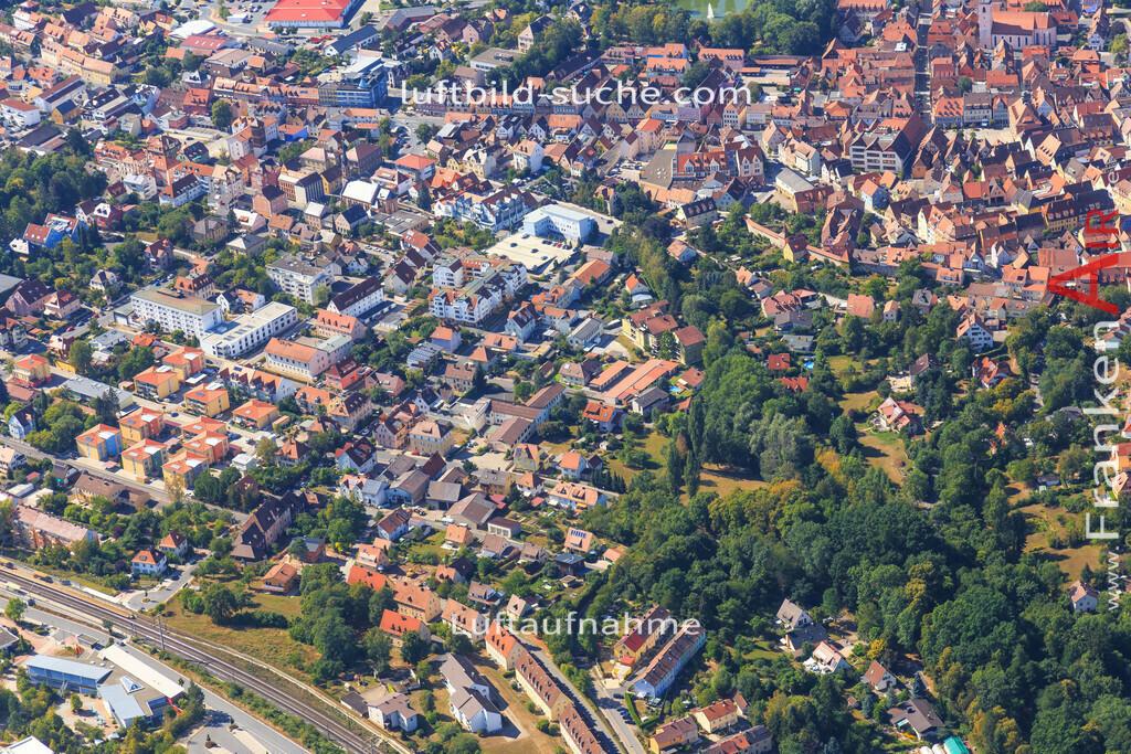 unterstrahlbach-neustadt-an-der-aisch-2015-93 | Luftbild von Unterstrahlbach Neustadt-an-der-aisch - Luftaufnahme wurde 2015 von https://frankenair.de mittels Flugzeug (keine Drohne) erstellt - die Geschenkidee