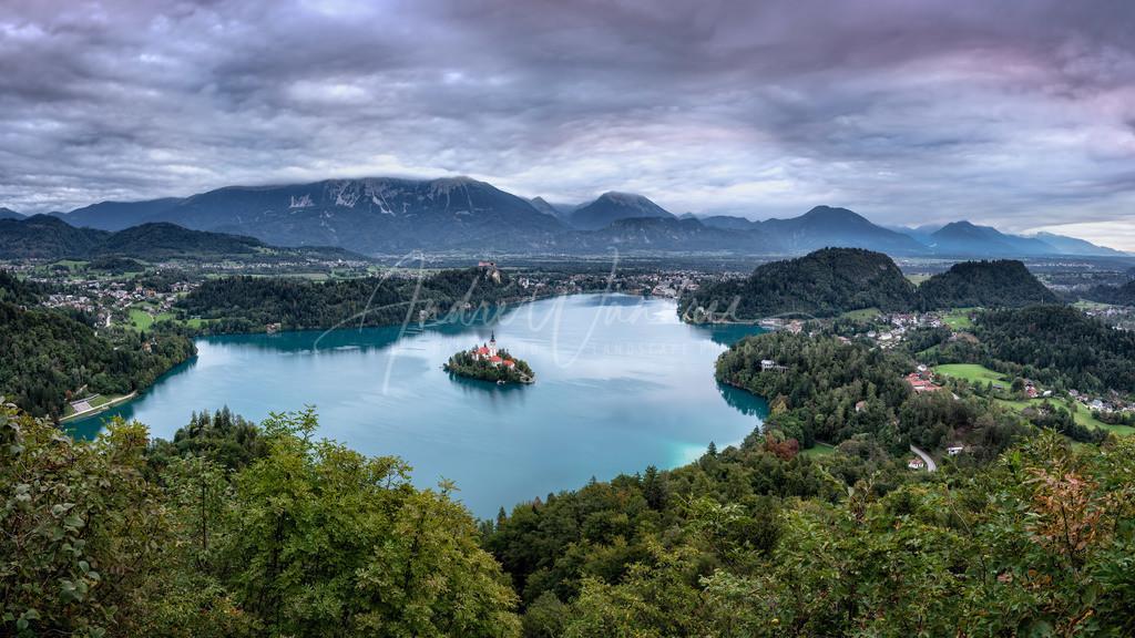 Ausblick zum Bledersee